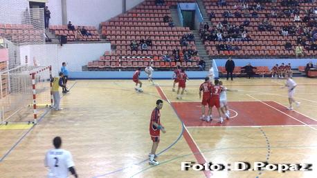 Detalj utakmice iz jesenjeg dela prvanstva ORK Bor - RK Planinka