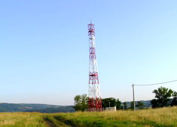 Predajnik ''Telekoma'' u Slatini **** Foto: D.Popaz