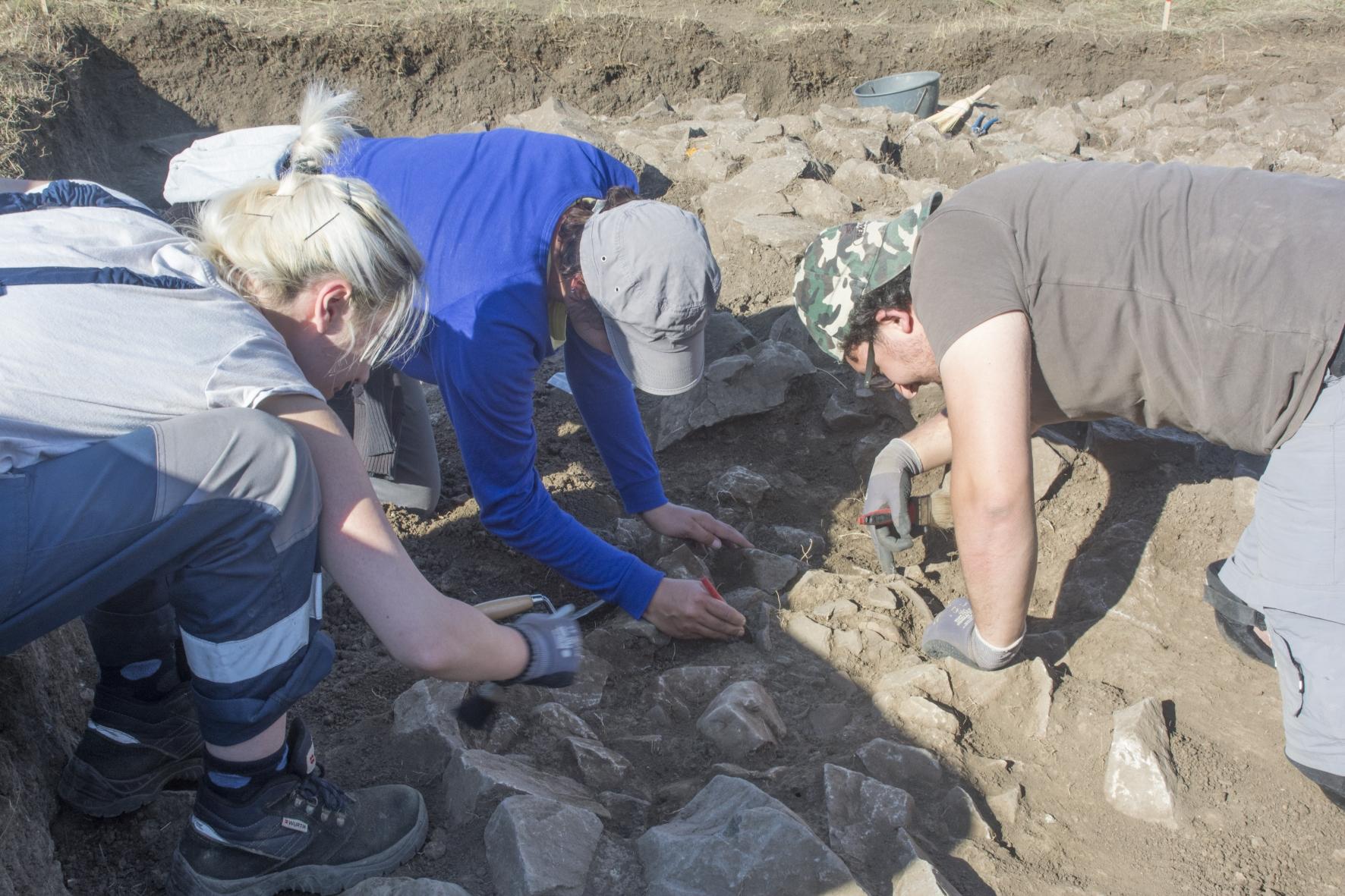 arheolozi Brestovačka banja