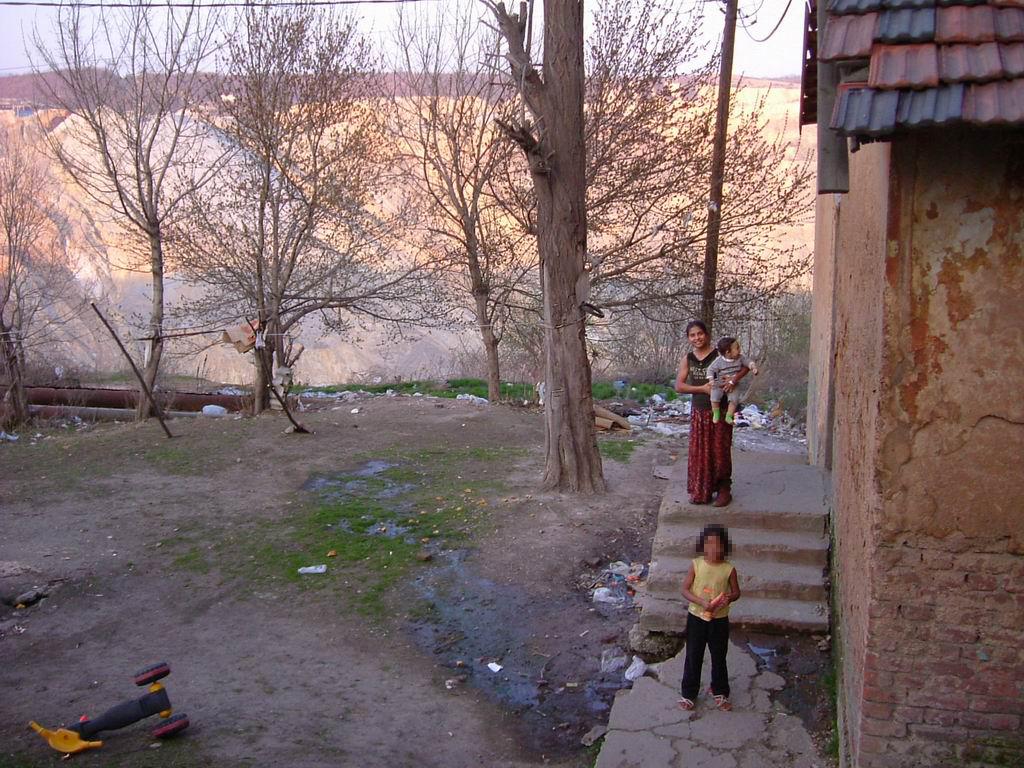 romska porodica