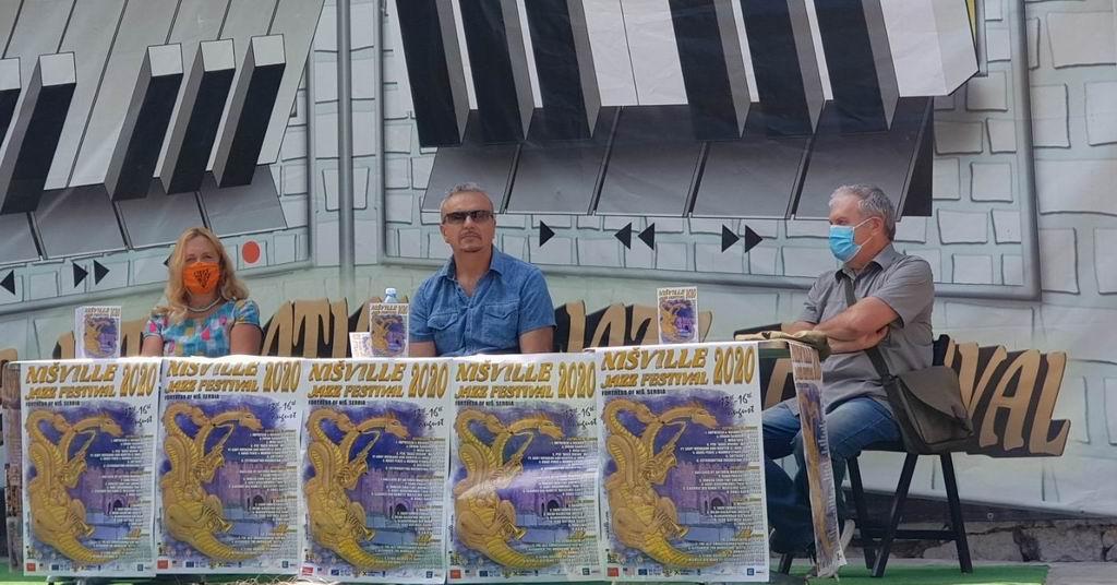 Maja Mitic, Ivan Blagojevic i Branislav Miltojevic