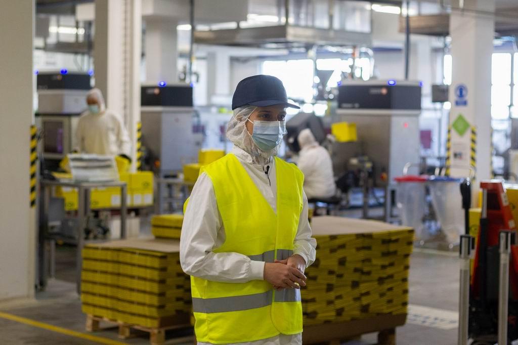 Tanja Zigic, direktorka Nestle fabrike u Surcinu