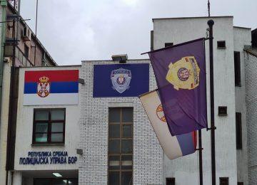 policija bor