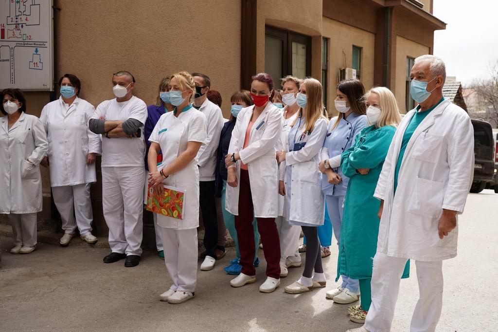 Zdravstveni radnici Bor