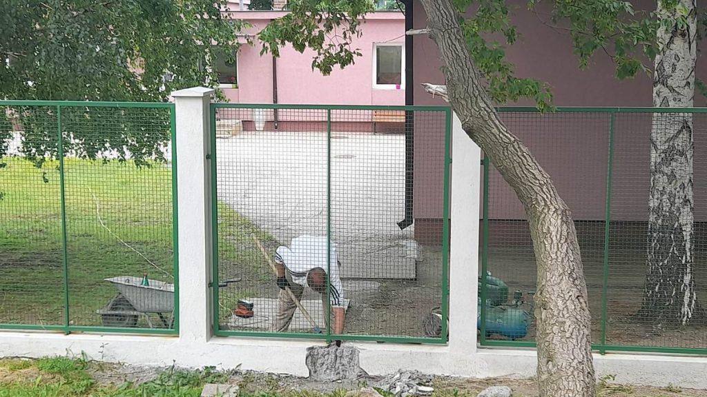 ograda Crvenkapa