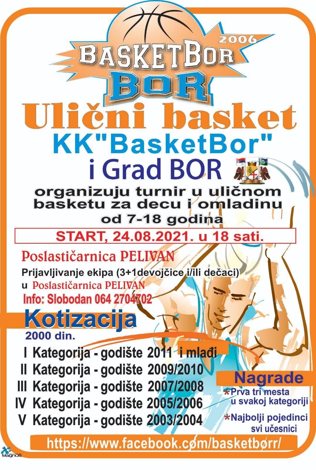 basket bor